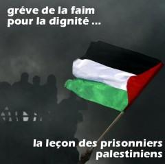 greve de la faim en israel