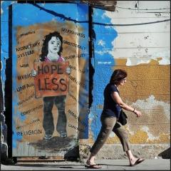 Reve de singe, grèce, référendum