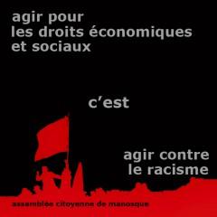 Racisme, xénophobie, droits économiques et sociaux