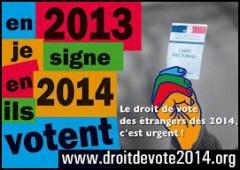 elections locales, droit de vote