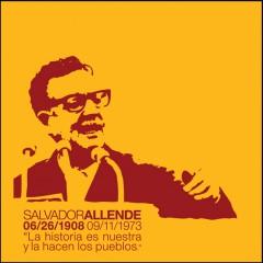11 septembre 1973, Allende
