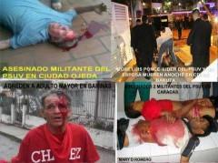 Fachisme en marche, vénézuela