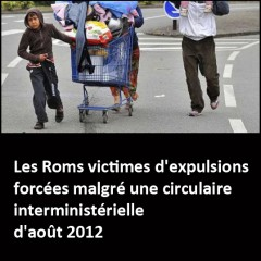evacuations roms, valls