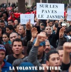 Abou El Kacem Chebbi, Tunisie, la volonté de vivre