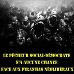 piranhas néolibéraux