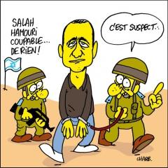 Salah Hamouri, voyage,avocat,israel-palestine