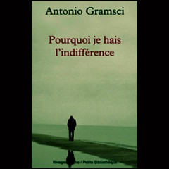 Gramsci, indifférence
