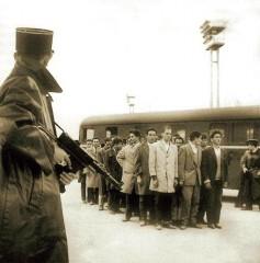 rafle du 17 octobre 1961,papon,soumission à l'autorité