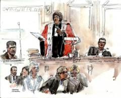 Erignac, Yvan Colonna, LDH Corse, justice