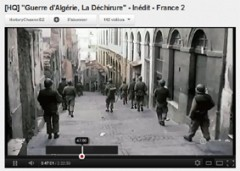 algérie 1962,évian, la déchirure, B Stora